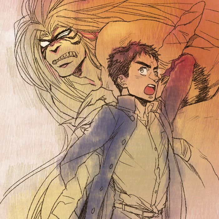 41 Best Images About Ushio And Tora On Pinterest