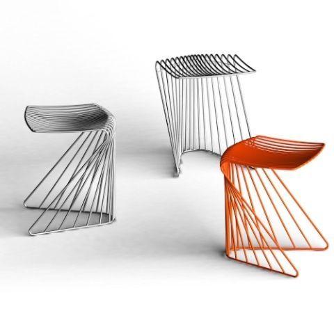 wire furniture. dove 44 stool anon u0026 co wire furniture t