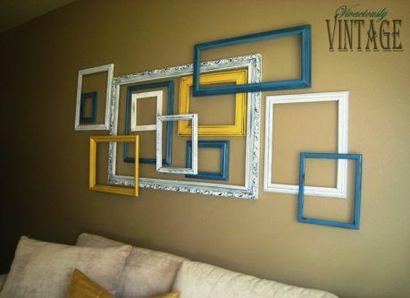 home decor ideas pinterest | Design on a Budget: Pinterest-Inspired Home Decor Ideas | HomeFinder ...