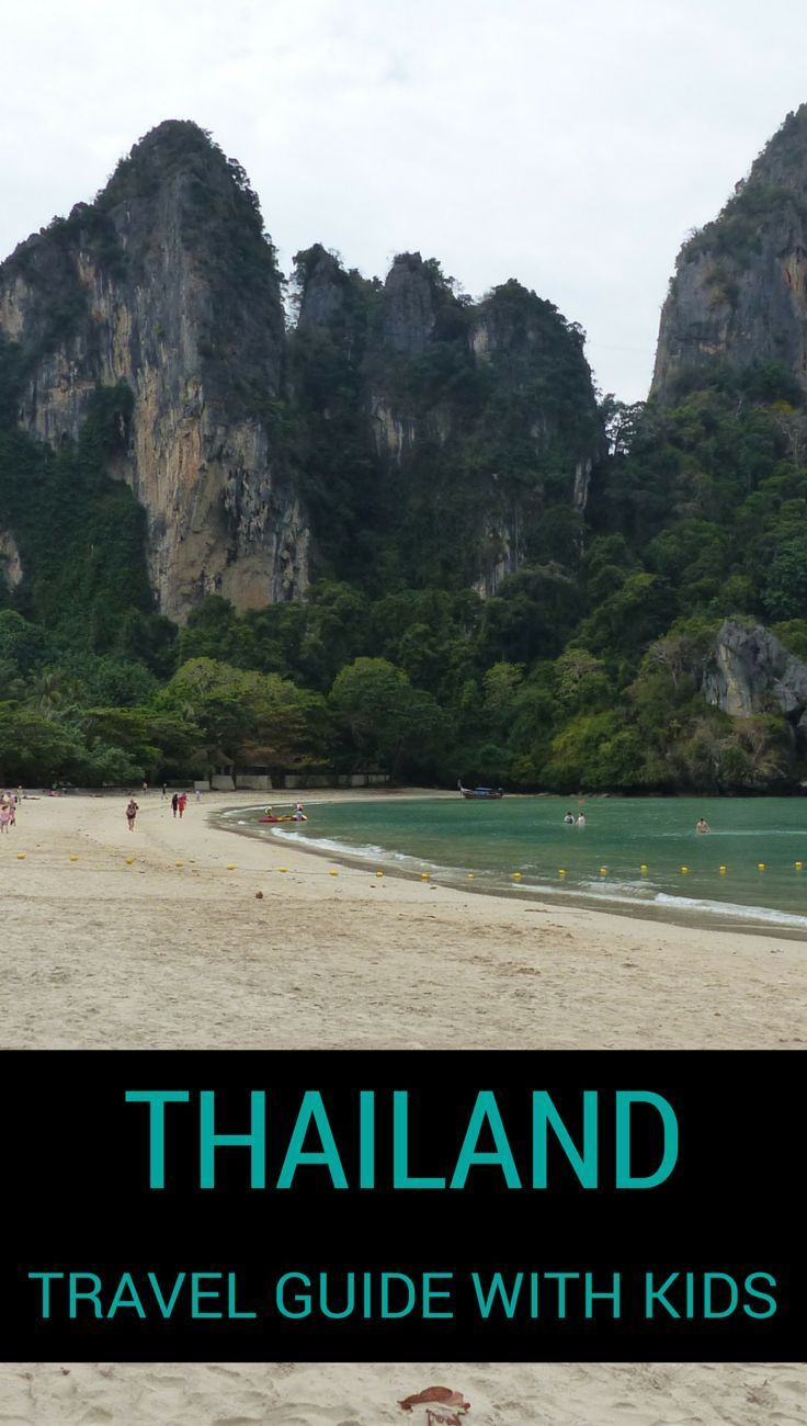 tips travelling with children thailand