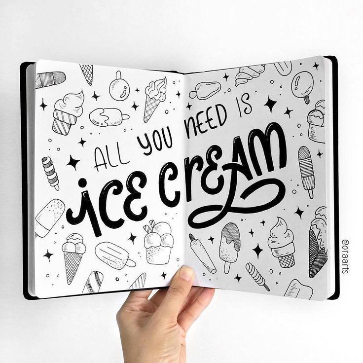 Yeah....ice cream...