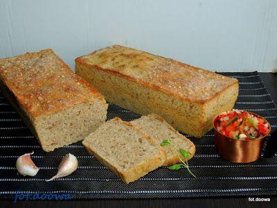 Moje Małe Czarowanie: Chleb orkiszowy na zakwasie