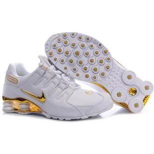www.asneakers4u.com 314561 107 Nike Shox NZ White Yellow J04007
