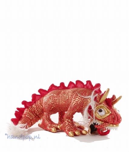 Kleine rode draak