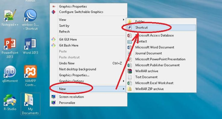 To simplify and speed up opening the directory of your primary storage folder, it is necessary Create New Shortcut for Your Favorite Directory.  Shortcut is a quick way to run a computer program on a system that is installed on the computer. Utilization of this shortcut, we can also use to create