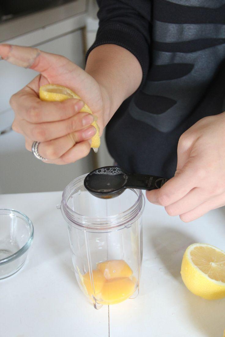 Magic bullet hollandaise Ingredients 3 Egg Yolks 1/4 teaspoon Dijon Mustard (optional) 1/2 cup melted Butter 1 Tablespoon Lemon Juice Dash of Tabasco Sauce
