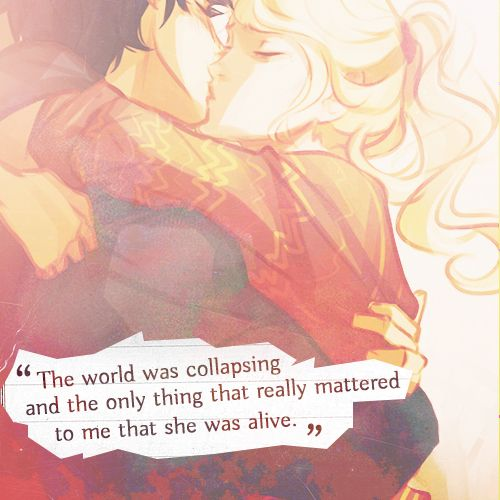 percy jackson and annabeth chase quotes - Google Search