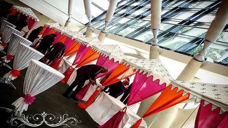Food Stall Tents