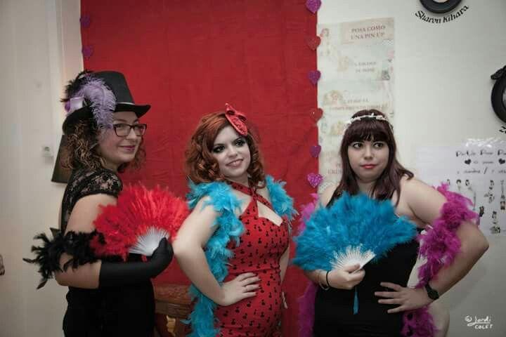 II Hafla Pure Burlesque Tribalona Wild Cherries Photo: Jordi Colet