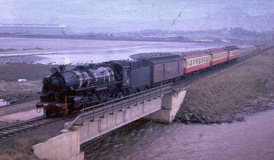 NSW Rail Rambler: Time for a light Mikado 5911 at Port Kembla, NSW.