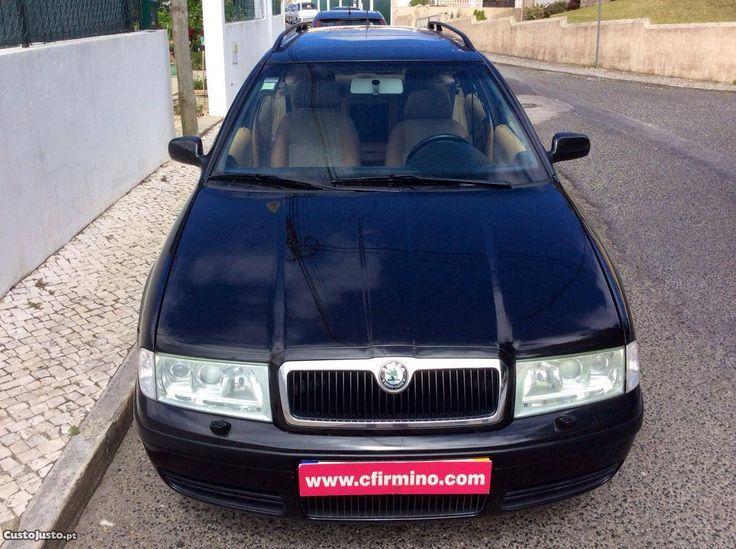 Skoda Octavia Break 1.8 Turbo 4x4 Junho/01 - à venda - Ligeiros Passageiros, Lisboa - CustoJusto.pt