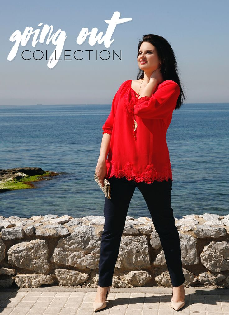 Discover plus size outfits for your special occasions! Find more at ❥ https://www.parabita.com/en/collections/going-out.html