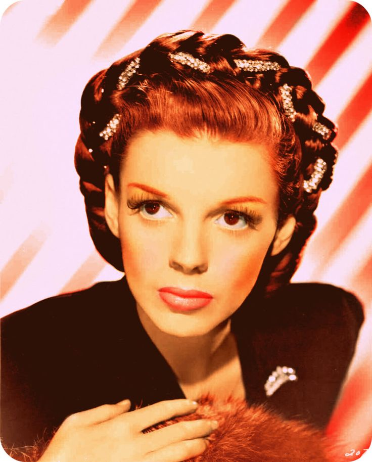 101 Best Images About Judy Garland In Color On Pinterest