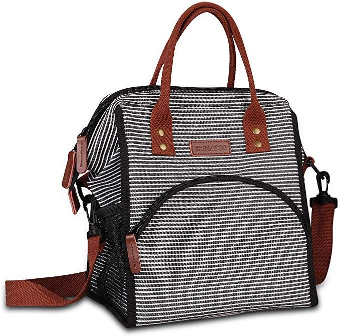 Insulated Lunch Bag//Box Food Lunchbox for Adult Men Women Boy Thermal Cool
