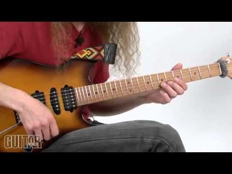How To Play An Electric Guitar Solo Without Even THINKING About Scales #1 A Min YouTube - YouTube