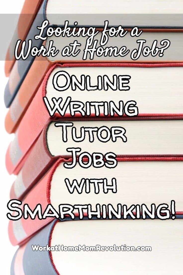 Online writing tutors