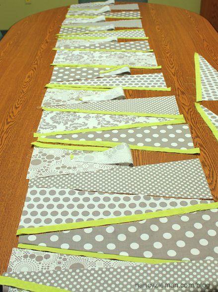 Nancy+Zieman+How+to+Sew+a+Table+Runner+
