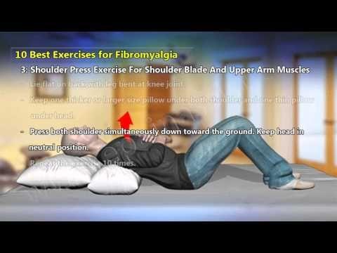 10 Best Exercises for Fibromyalgia | Fibromyalgia Connect