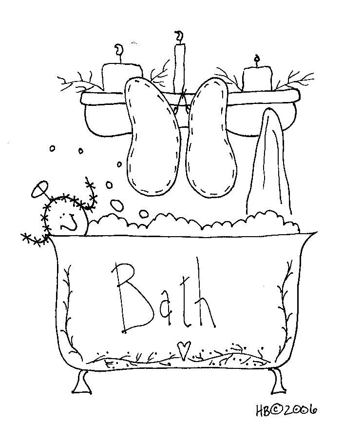 bath - free design from Homeberries, everyday