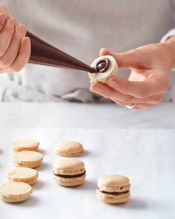 Martha Stewart - FRENCH MACARONS 101  We're declaring this the official pastry craze of spring: http://shout.lt/qX8r