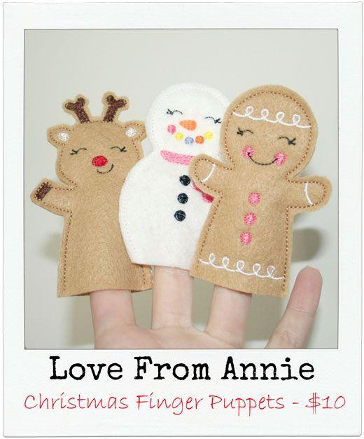 Handmade Kids | Let's go Christmas Shopping! Handmade Stocking Filler ideas. | http://www.handmadekids.com.au