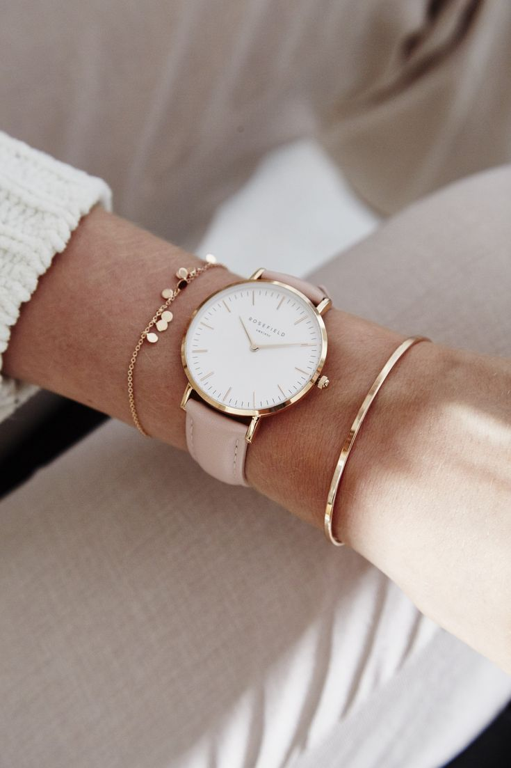 Armband in Roségold | Schmuck | The Baxter | Rosefield Watches – Lea
