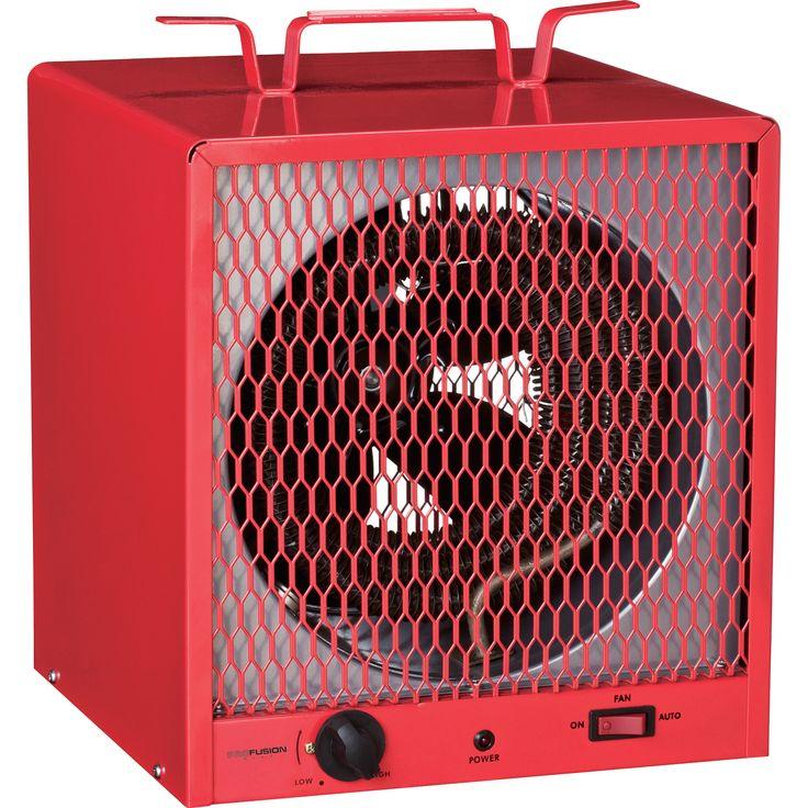 Profusion Heat Industrial Fan Forced Heater 5600 Watts