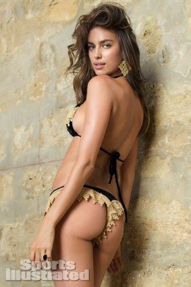 Irina Shayk for Sports Illustrated