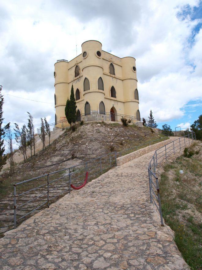 Castillo de Don Mario Archena- Murcia