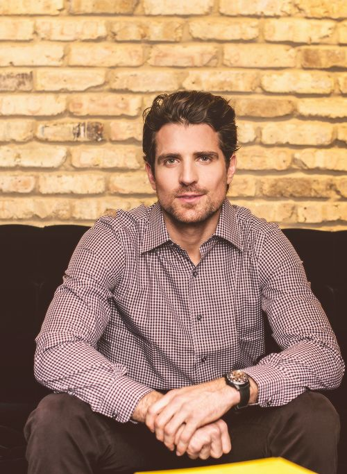Patrick Sharp - Splash magazine