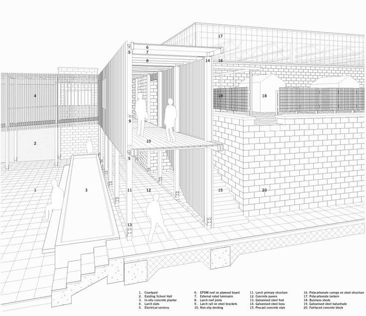 Narrowest Freestanding Office Building