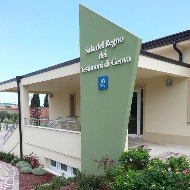 Kingdom Hall in Italy