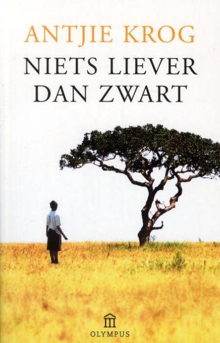 Verhalen van de Zuid-Afrikaanse schrijfster Antjie Krog (1952- ) over de recente geschiedenis van haar land