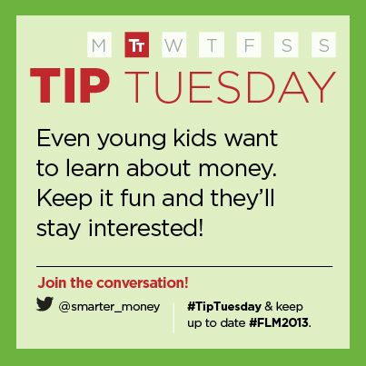 """""""Kids and teens WANT to learn about money. Learn how to make these lessons fun and interactive.""""  - Investor Education Fund (IEF)"""