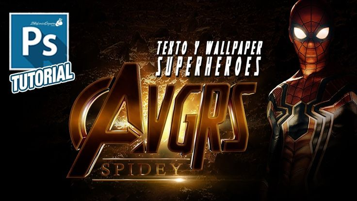 Tutorial Photoshop wallpaper superheroe para smartphone by Ildefonso Segura