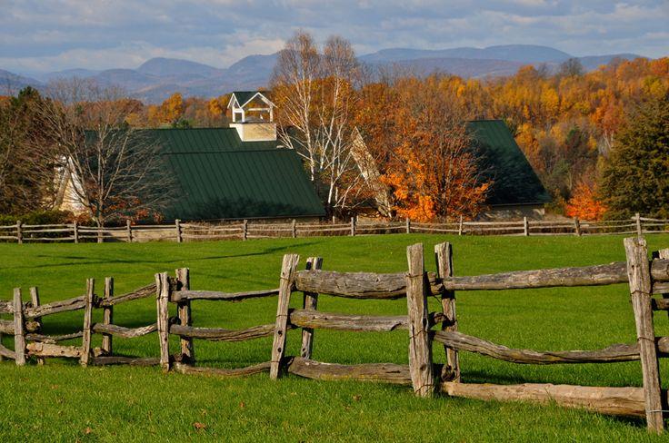 Shelburne, Vermont from vermontphotomag.com
