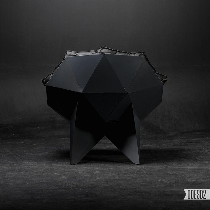 Q1 black by ODESD2. Designer: Svyatoslav Zbroy.