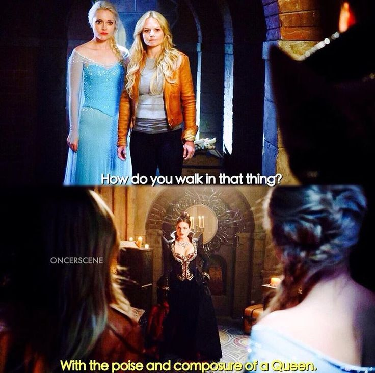 With the poise and composure of a Queen | Elsa, Emma and Regina | 4x10