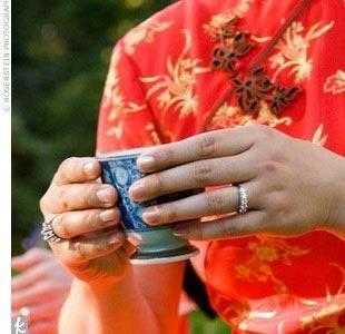 #Wedding traditions around the world.