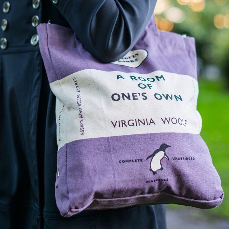 Penguin Book Cover Tote Bag : Best penguin shop images on pinterest