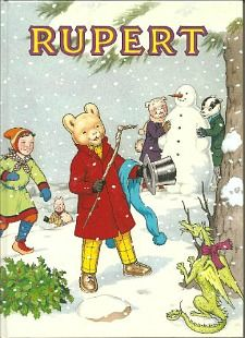 Rupert Bear Annual 1990