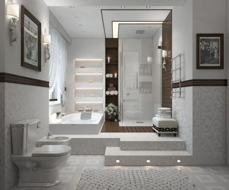 En el post de hoy les mostraremos una nueva recopilación de imágenes de baños modernos con ducha, esperamos que disfruten del recorrido.