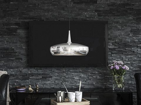 NEW - Clava Dine polished steel