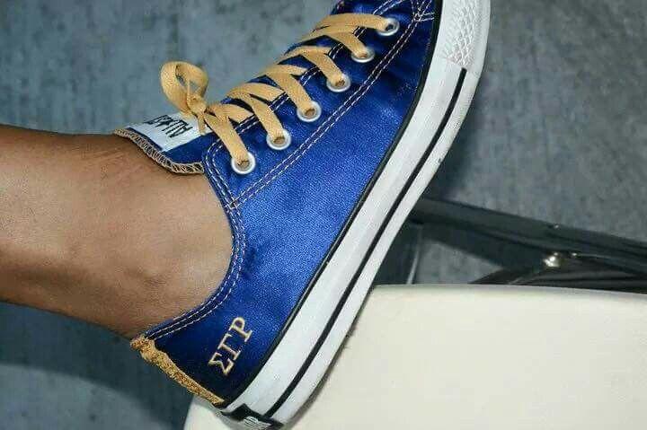 Sigma Gamma Rho sneakers