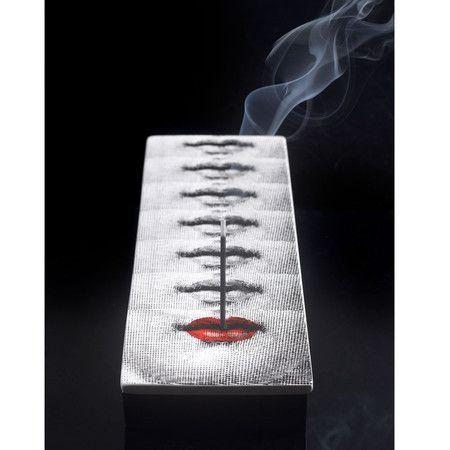 Fornasetti - Incense Box with Lid - Bacio