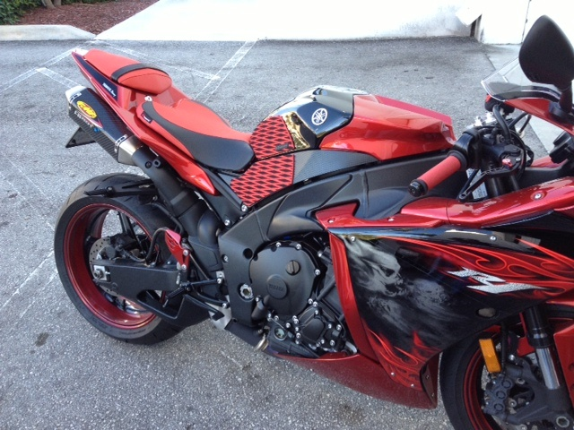9 best images about motorcycle on Pinterest | Yamaha r6 ...