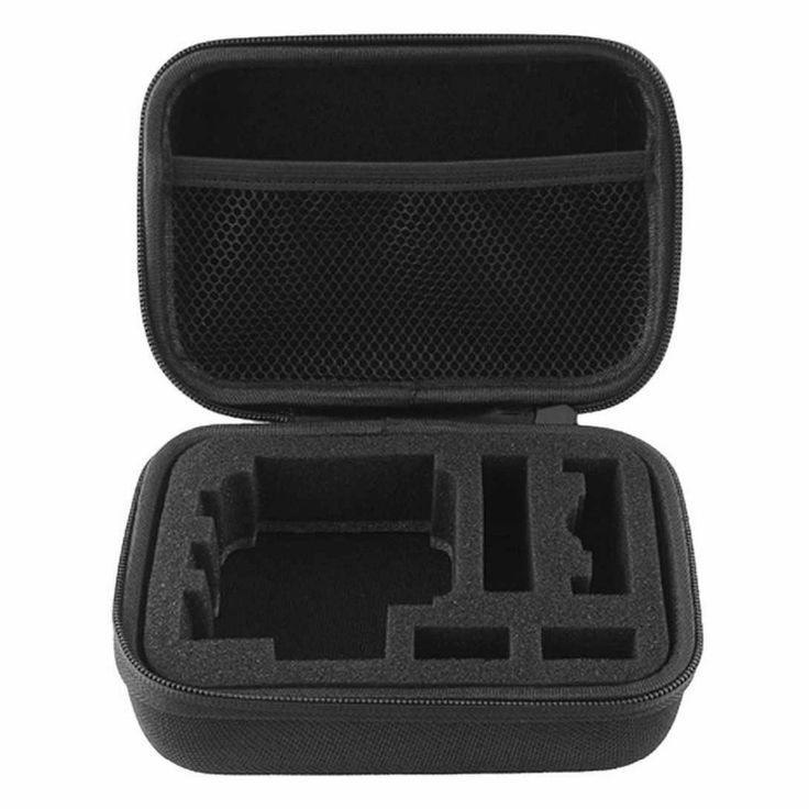New Hot Carrying Case Pouch Bag Case Zip Black for Digital Camera GoPro Hero 1 2 3 3+♦️ SMS - F A S H I O N 💢👉🏿 http://www.sms.hr/products/new-hot-carrying-case-pouch-bag-case-zip-black-for-digital-camera-gopro-hero-1-2-3-3/ US $3.75