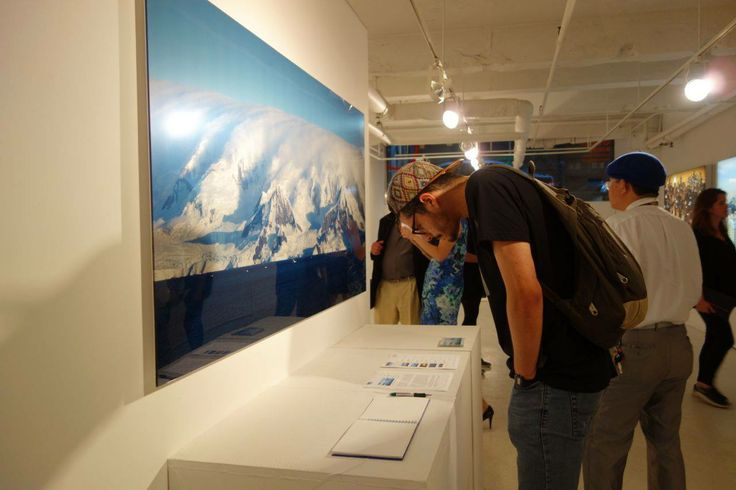 """""""Vanishing Horizons/ Expanding Visions"""" exhbit being shown in #NYC 06.12.14-07.12.14 #photography #exhibit (Photo credit: Onishi Project)"""