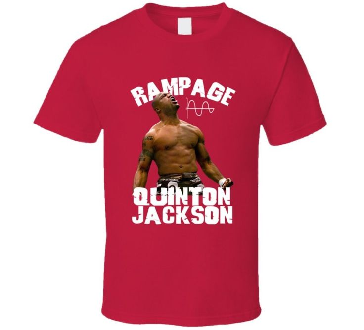 >> Click to Buy << Gildan Quinton Rampage Jackson Mma Champ T Shirt #Affiliate
