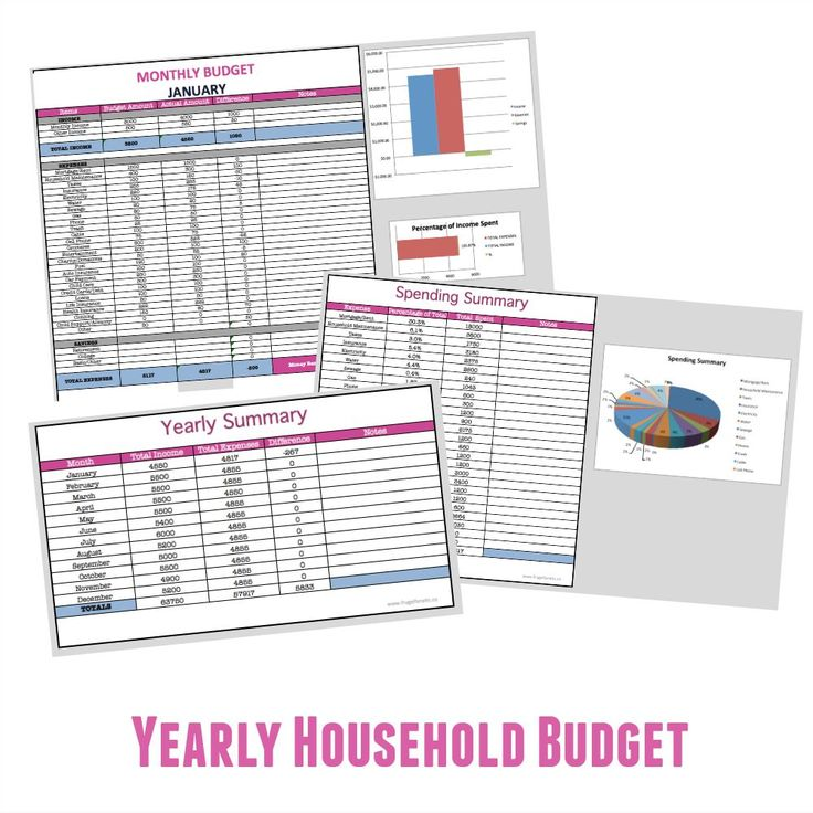 Best 25+ Household budget spreadsheet ideas on Pinterest Budget - monthly expenditure template